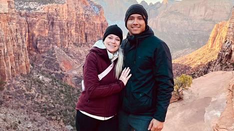 Matilda Castren sanoo, että poikaystävä Daniel Moreno on hänelle korvaamaton henkinen valmentaja.