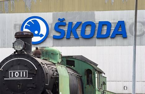Škoda Transtechin tehdas kuuluu alueen isoihin työllistäjiin.