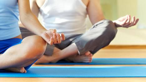 Meditoida voi muuallakin kuin joogatunnilla.