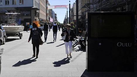 Oulussa on ilmennyt uusia koronavirusaltistumisia monissa eri paikoissa (kuvituskuva).