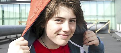 Robin Packalen nousi suosioon kappaleella Frontside Ollie.