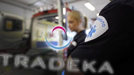 Tradeka-Yhtiöt osti Med Group -sotekonsernin kotiin vietävät palvelut, ensihoidon ja julkisen terveydenhuollon palvelut.