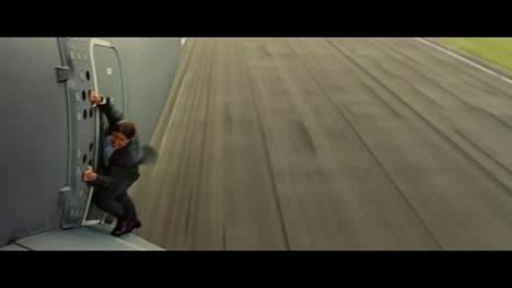 Mission: Impossible - Rogue Nation -elokuvan traileri