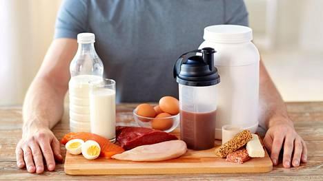 Myös lihastenkasvattajilla tulee raja vastaan, milloin proteiinista ei ole enää hyötyä.