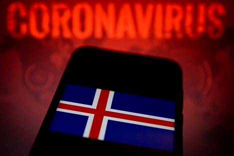 Islannissa on todettu viimeisen kahden viikon aikana 419 koronatartuntaa 100000 asukasta kohti.