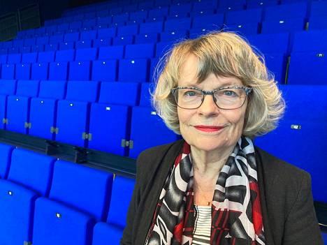 Kaarina Suonio toimi Tampere-talon toimitusjohtajana vuodet 1997–2004.