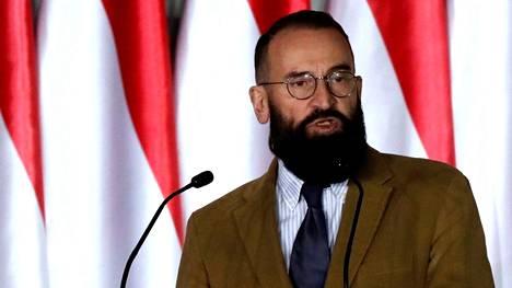 Jozsef Szajer on näkyvä hahmo Unkarin politiikassa.
