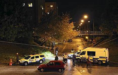 Yleisöltä tullut vihje johti Malmön poliisin kaupunkia pitkään piinanneen ampujan jäljille.