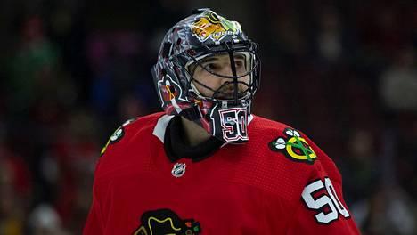 Corey Crawford päätti menestyksekkään jääkiekkouransa.