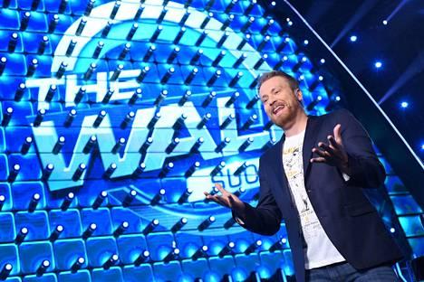 Heikki Paasosen viime vuoden suurin viihdeohjelmiin lukeutuu muun muassa The Wall Suomi.