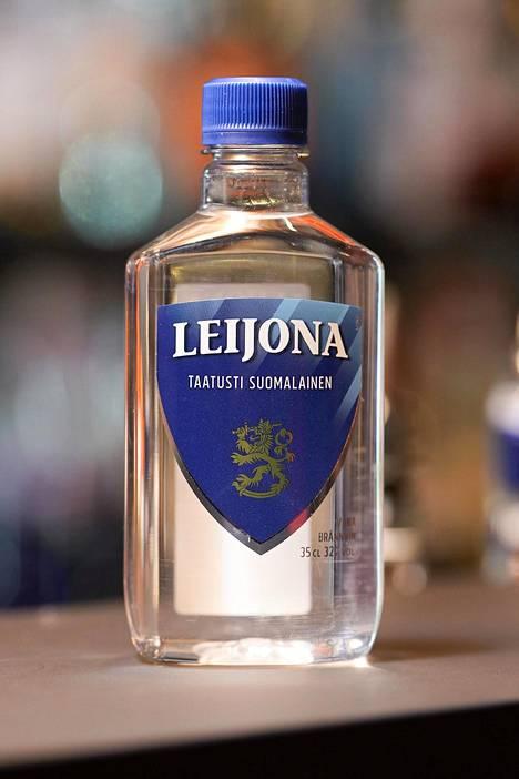 Leijona Viinaa myytiin Alkossa viime vuonna yli kaksi miljoonaa litraa.