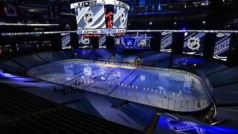Toronto ja Edmonton isännöivät Stanley Cup -turnausta.