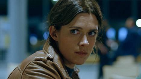 Krista Kosonen on pääosassa jännityssarjassa Bullets.