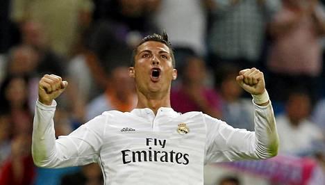 Cristiano Ronaldo pelasi aiemmin Manchester Unitedissa.