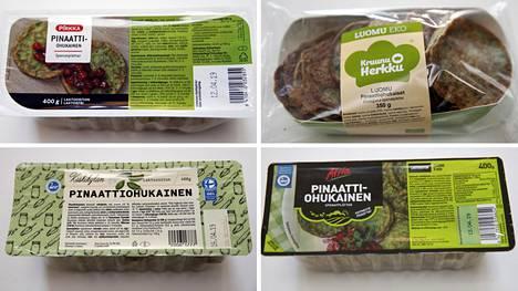 Marttaliiton edustajista koostunut raati maisteli neljää eri merkin alla myytävää tuotetta.