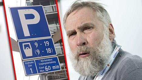 Juha Mieto sai pankkikortin tammikuussa. Ainoastaan parkkimittari Helsingissä on tuottanut vaikeuksia.