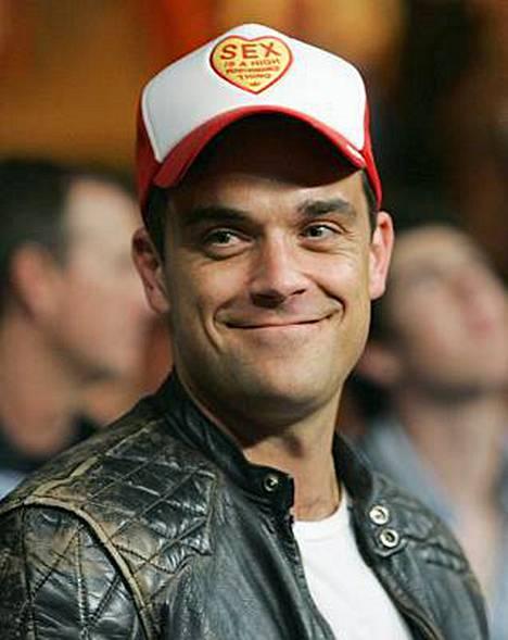 Robbie Williams uskoo ufoihin.