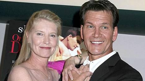 Lisa ja Patrick olivat naimisissa 34 vuotta.