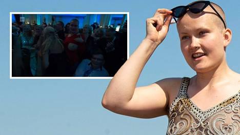 Sandra Marins kertoi Iltalehdelle vilauttamisen rajuista seurauksista.