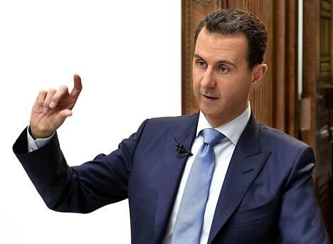 Syyrian presidentillä Bashar al-Assadilla on suuri vastuu maata ravistelevassa sisällissodassa ja sen aiheuttamista kärsimyksistä.