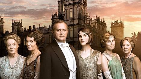 Downton Abbeyn viimeinen kausi alkaa TV1:llä 6. lokakuuta.
