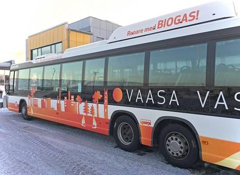 Biokaasubusseja vauhdittavat Scanian kaasumoottorit, jotka ovat 9,3- tai 12,7-litraiset.