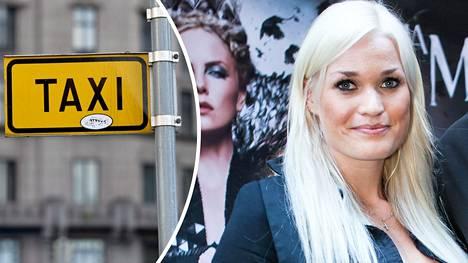 Iida Ketola-Korppila kertoo joutuneensa seksuaalirikoksen uhriksi taksin kyydissä keväällä ennen koronakriisin iskemistä Suomeen.