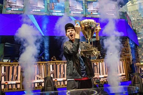 Kyle Giersdorf teki heinäkuussa historiaa voittamalla esports-historian suurimman pelaajakohtaisen palkintosumman.