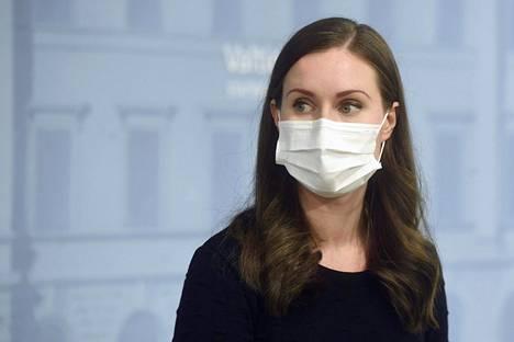 Sanna Marin on Suomen vaikutusvaltaisimpia henkilöitä, mutta edes pääministerin status ei tuo Marinille etua rokotusjärjestyksessä.