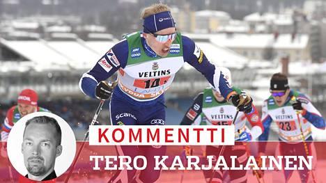 Kommentti: Perseelleen meni Yle – hiihtojen katoaminen maksukanaville viiltää suomalaisuuden ytimeen