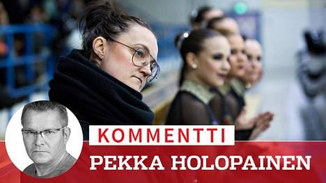 Kiista valmentaja Mirjami Penttisen kohtalosta repii HSK:ta.