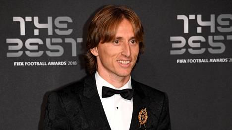 Luka Modric vuoden paras jalkapalloilija – päätti Ronaldon ja Messin valtakauden