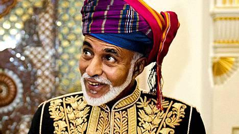 Sulttaani Qaboos bin Said