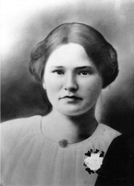 Anna oli Titanicin upotessa 18-vuotias.