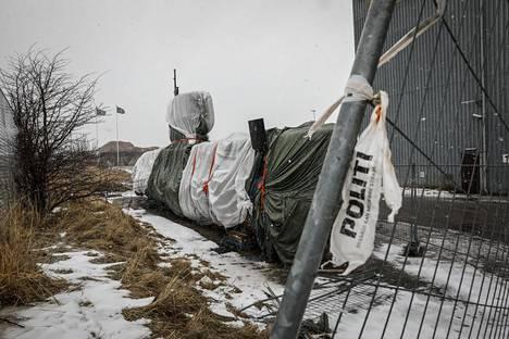 Maaliskuussa 2018 Kim Wallin murhan tapahtumapaikka eli Madsenin rakentama Nautilus-sukellusvene oli sijoitettuna Kööpenhaminan Nordhavniin.