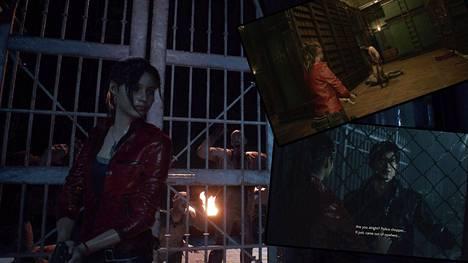 Claire Redfieldin sukulointisuunnitelma menee pahasti pieleen, kun elävät kuolleet valtaavat kadut.