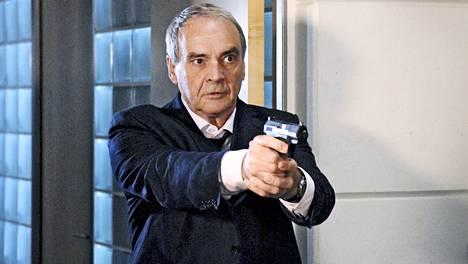 Walter Kreye esitti neljän vuoden ajan suositun Der Alte -sarjan rikoskomisariota.