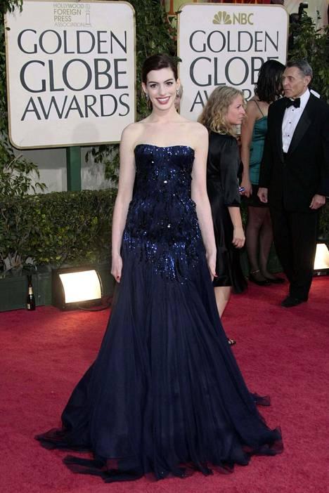 Anne Hathaway vuonna 2009.