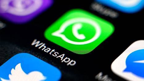 WhatsAppia käyttää viestien lähettelyyn maailmanlaajuisesti yli miljardi käyttäjää.