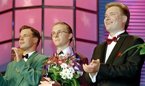 Vuoden 1994 kisassa Sauli Lehtonen ja Hurme päätyivät tasapisteisiin. Tuomariston puheenjohtajan Päiviö Pyysalon ääni ratkaisi, Lehtosesta tuli tangokuningas.