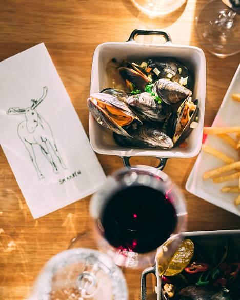 Syksyllä Ahvenanmaan ravintolat panevat parastaan.