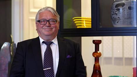 Sijoittaja Kyösti Kakkonen.