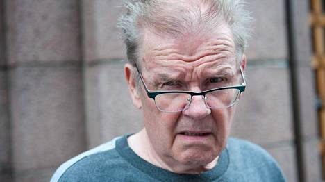 Antti Litja, 76, sai vakavan sairauskohtauksen syyskuussa.