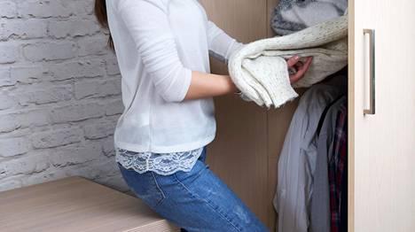Milloin viimeksi olet käynyt läpi kaappiesi ylimääräiset tavarat ja vaatteet?