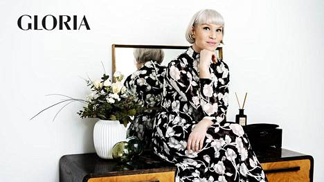 Suunnittelija Anni Ruuth on kotoisin Kouvolasta.
