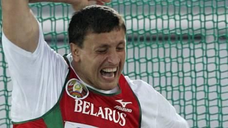 Ivan Tihon ei ollut juttutuulella Pekingin olympialaisissa 2008.
