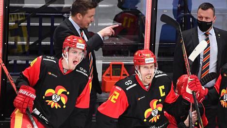 Jokerit lopetti KHL:n runkosarjan voittoisasti.