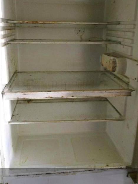 Pahimmissa kohteissa jääkaapit menevät vaihtoon.