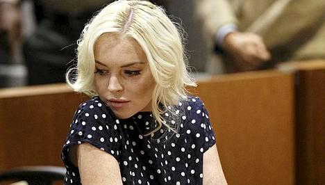 Lindsay Lohan on kaikesta huolimatta tyytyväinen tuomioonsa.