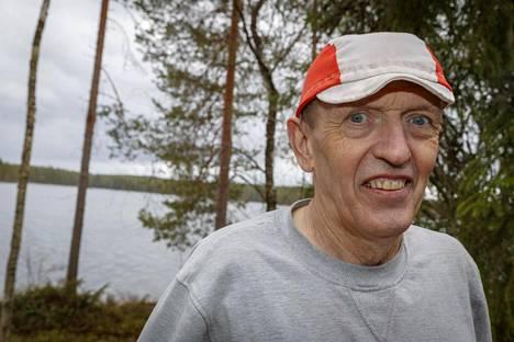 Lätsä-Pekkana tunnettu Pekka Päivärinta täyttää lauantaina 70 vuotta.